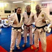 Savarese BJJ leader thanks instructors